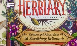 Illustraded Herbiary with deck