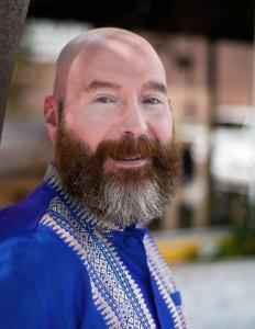 Ivo Dominguez Jr Wiccan Priest & author visits Pathways