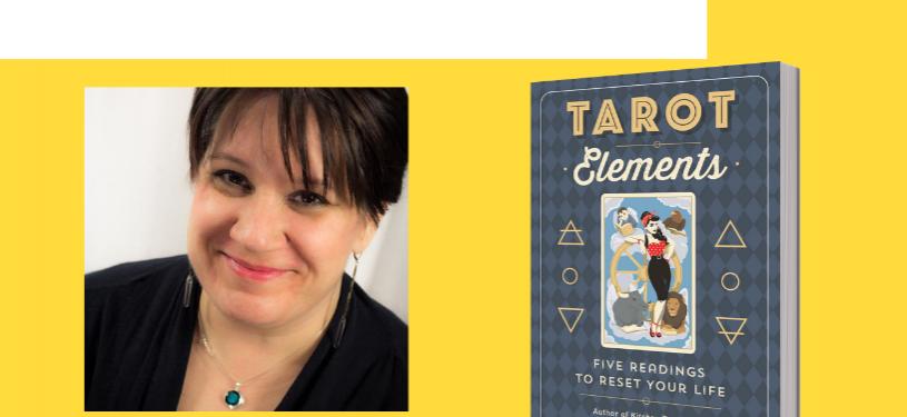 Tarot Class with guest, Melissa Cynova