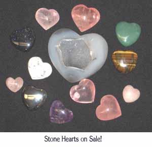 Gemstone Crystal Energy Class series w/Kelley
