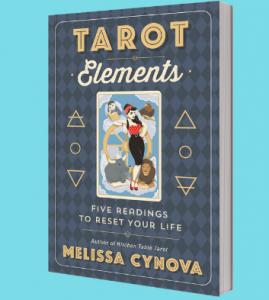 Tarot Elements book by Melissa Cynova