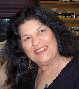Kathy Klug, aromatherapist