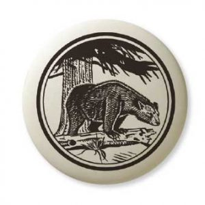 Black Bear Pathfinder Pendant