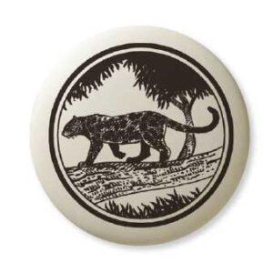 Black Panther Pathfinder Pendant
