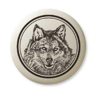 Gray Wolf 2 Pathfinder Pendant