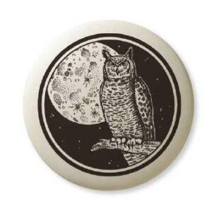 Great Horned Owl Pathfinder pendant
