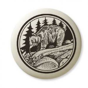 Grizzly Bear Pathfinder pendant