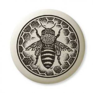 Honey Bee Pathfinder pendant