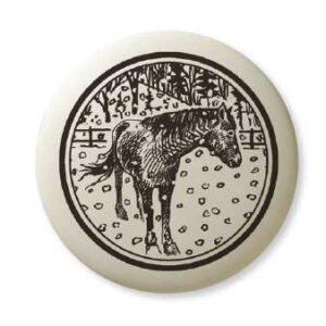 Horse Pathfinder pendant