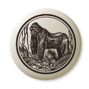 Mountain Gorilla Pathfinder Pendant