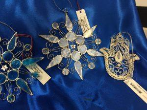 Fair trade made ornaments