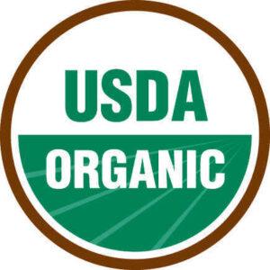 USDA organic image