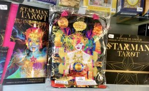 "David Bowie ""Starman"" tarot"