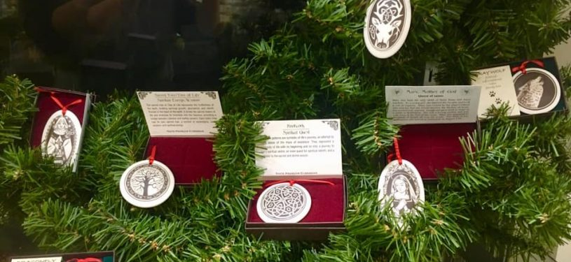 NEW! Touchstone Ornaments for the holidays