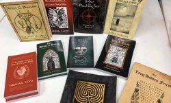 British Witchcraft books from Troy Publishing